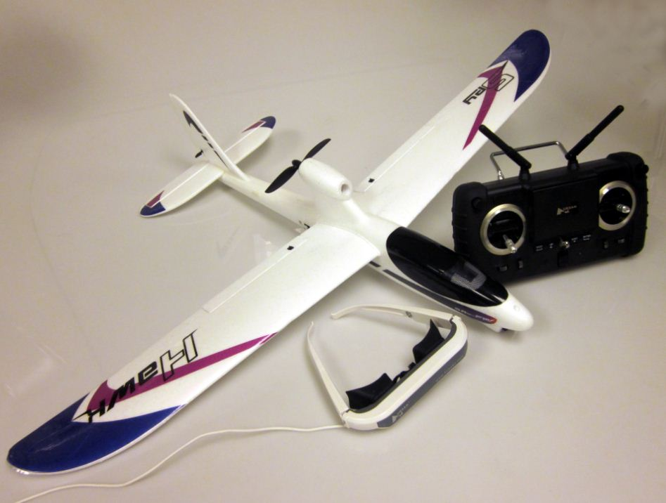 Hubsan Spy Hawk Mini FPV Glider A First Look!