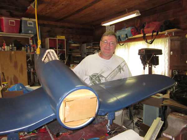 Workshop Build-Along — Top Flite Giant Scale F4U Corsair — Part 3
