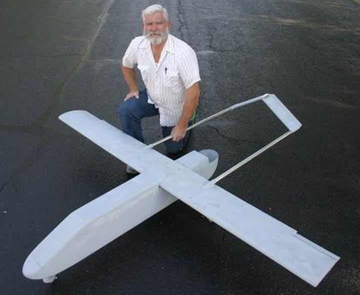 Build your own RC Scale UAV Drone