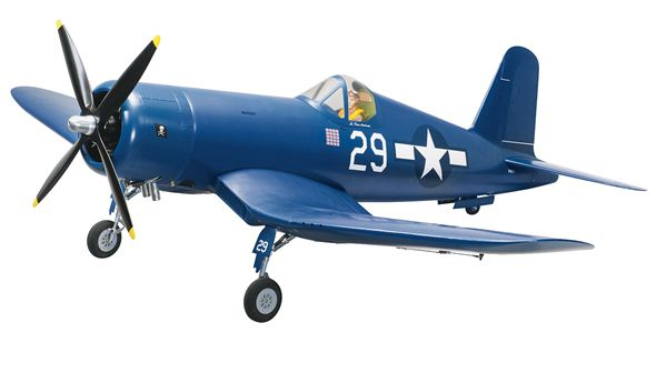 Sneak Peek: Top Flite Giant Scale F4U Corsair, part 1