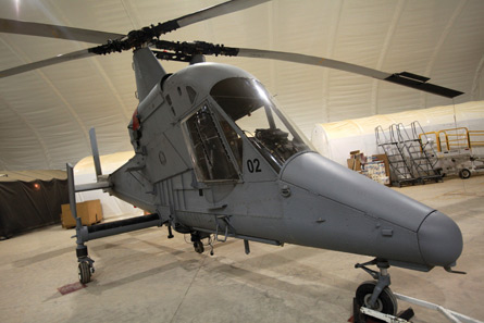The Marines' new full-size, pilot-less helicopter