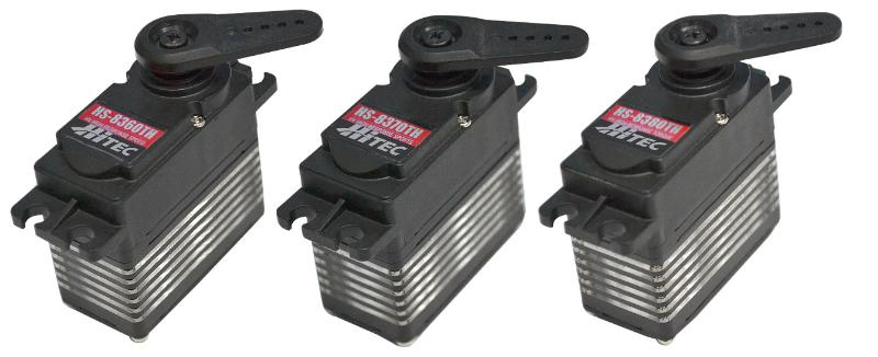 Hitec Extreme Servos Are Here