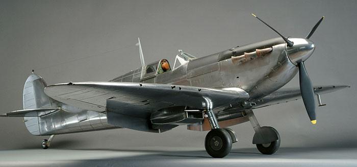Spitfire Masterpiece Model Airplane News