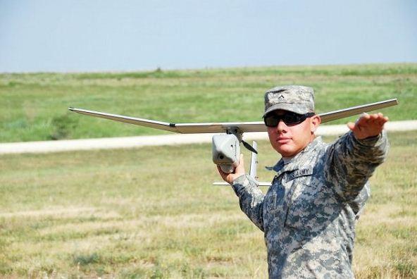 UAV operators earn their wings