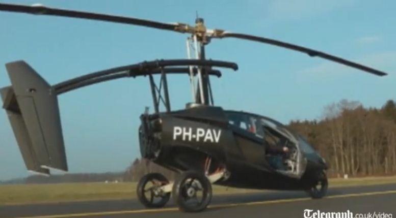 Car of the future!