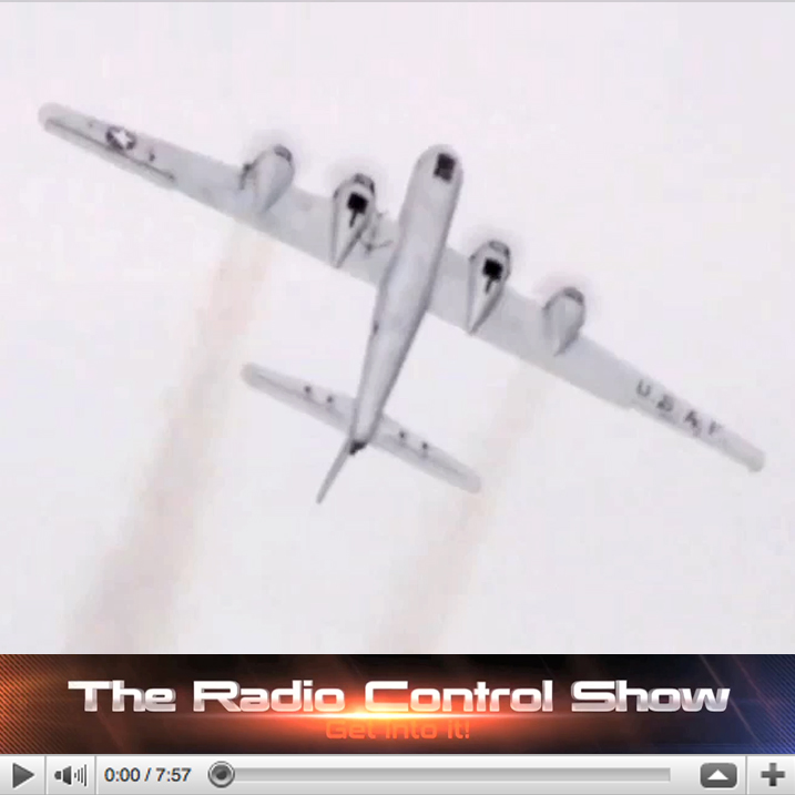 The Radio Control Show 168