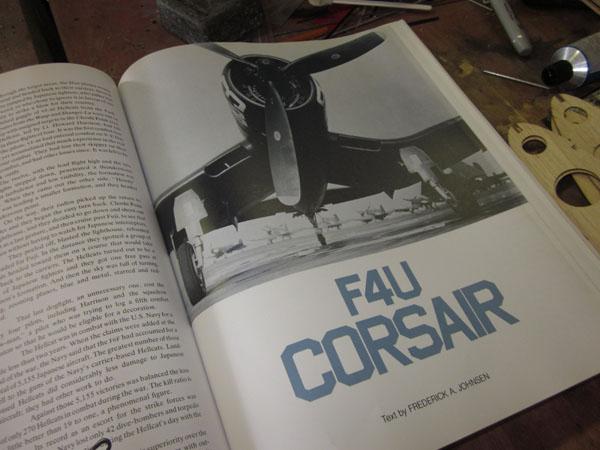 Detailing the Top Flite Giant Scale F4U Corsair ARF