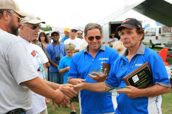 Recognized at the Warbirds over Delaware Event