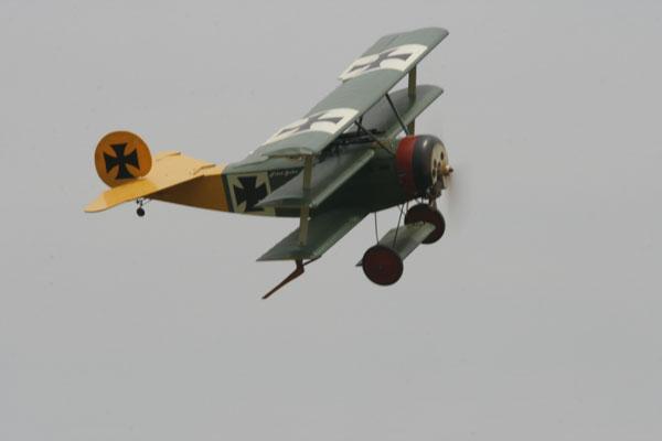 Warbirds over Delaware WW1 Gaggle Flight