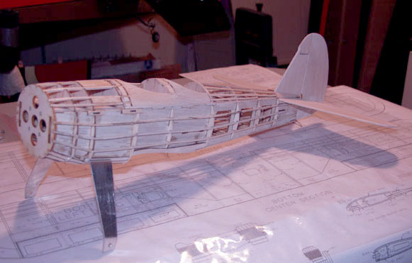 Alien Aircraft Stearman PT-17 Kit Build-along, Part 3