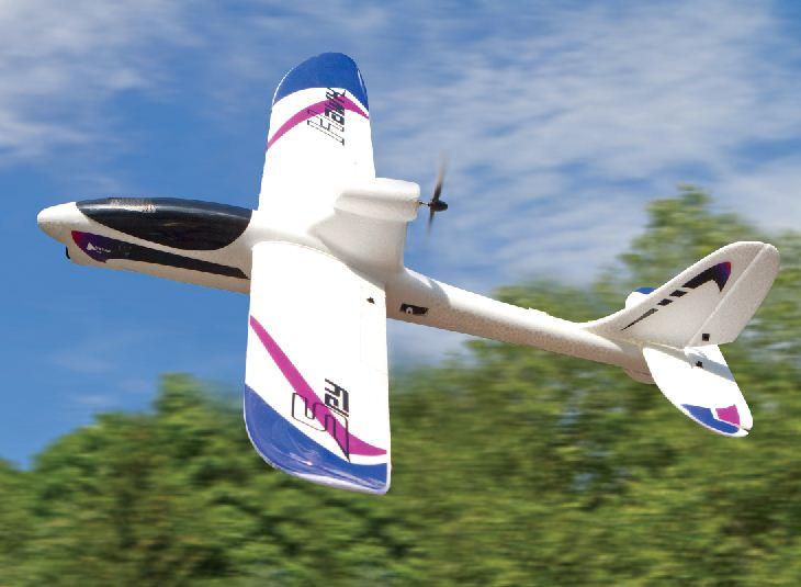 Hobby People / Hubsan Spy Hawk FPV Flight Video