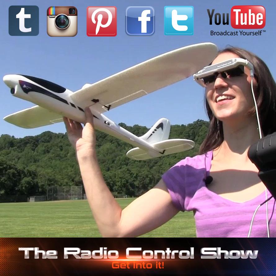 The Radio Control Show 166