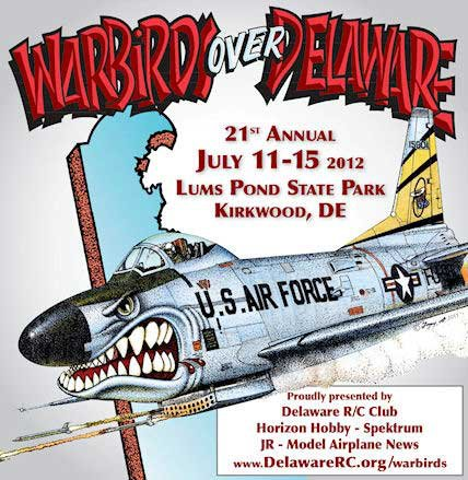 Warbirds over Delaware! 1 day and counting…
