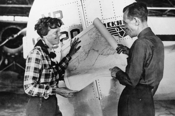 Amelia Earhart Discovery?