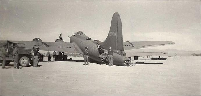 B-17 makes it home – some great photos
