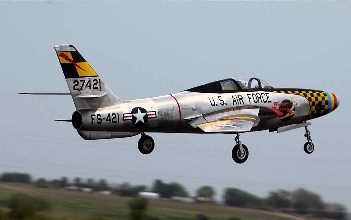 Fantastic F-84 'Flash