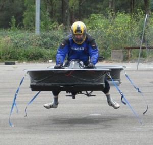 HoverBike Breakthrough?