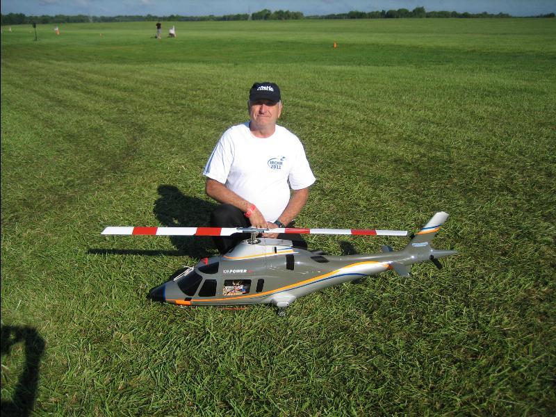 IRCHA Scale – Joe's Agusta 109