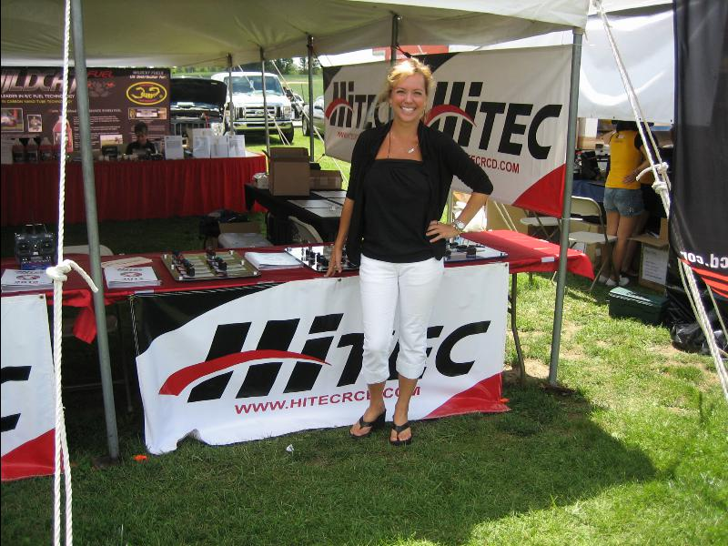Hitec Radios, Servos and Chargers