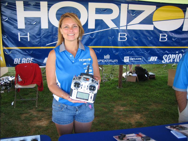 New Horizon Hobby Products at IRCHA
