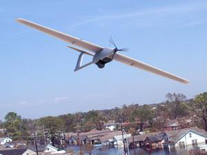 Laser Beaming Recharges UAV in Flight