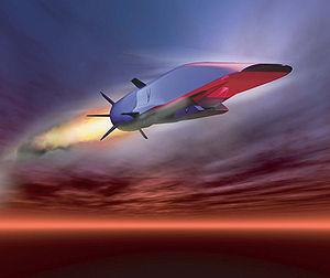 X-51A crashes
