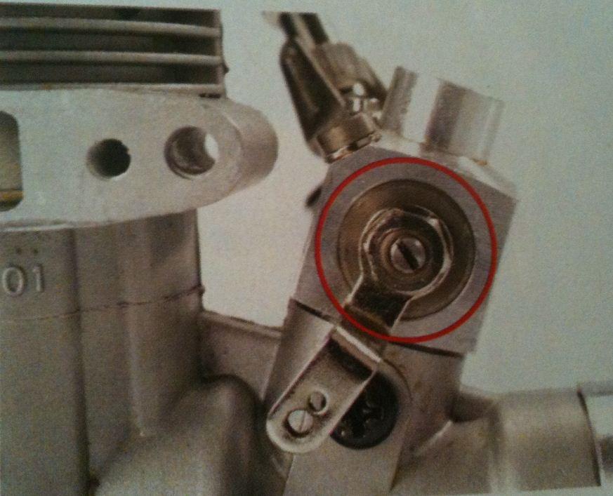 "Engine tech: the ""pinch test"""