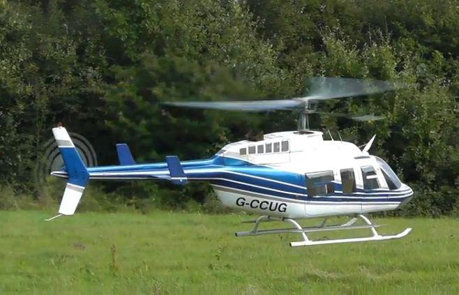 Scale Bell 206L LongRanger