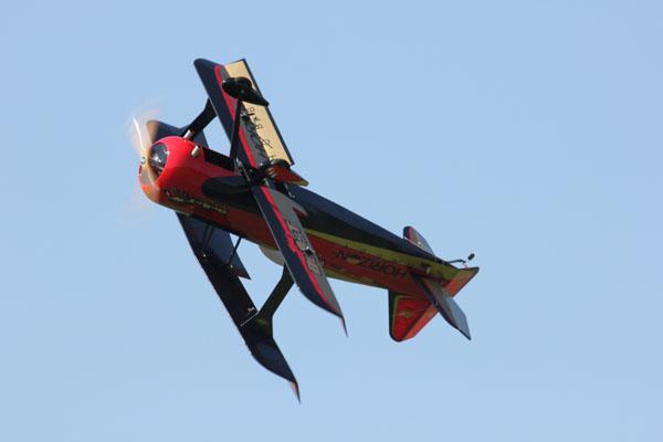 16 year old Beast pilot Dean Lampron