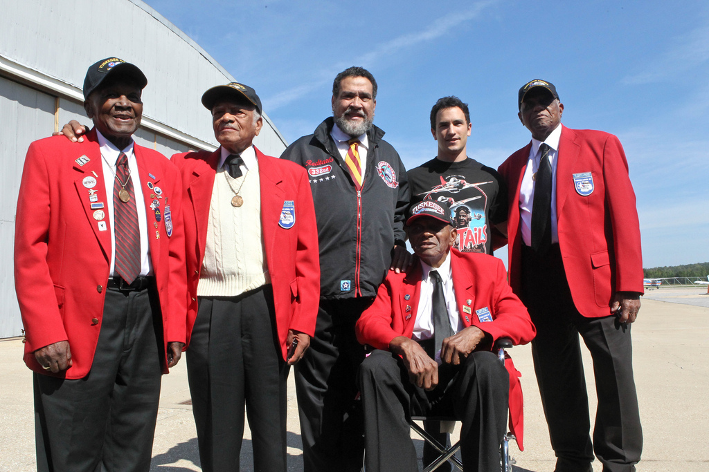 Tuskegee University welcomes airmen home