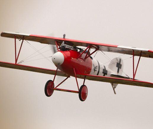 E-flite Albatros D.Va 25e