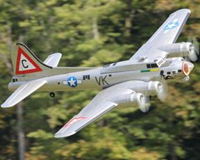 NEAT Fair Highlight — Dave Baron's Giant B-17 Bomber turns 17!