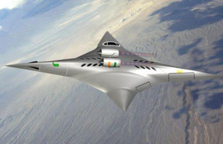 The future of air travel?