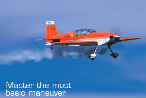 Straight and Level Flight — Master the basics.