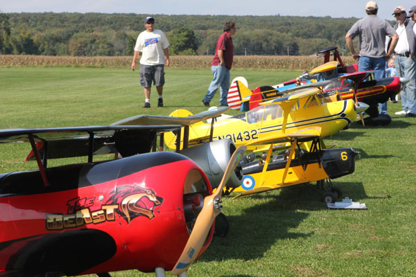 Central CT RC Club Big Biplane Bash — Video Recap