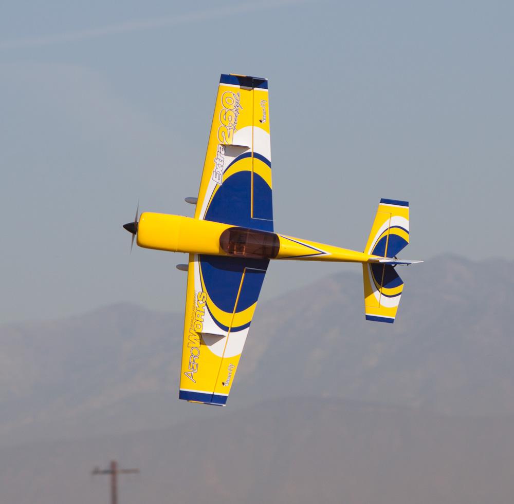 AeroWorks new 30cc Freestyle Extra 260 QB