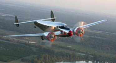 Flying the Lockheed Model 12 Electra Junior