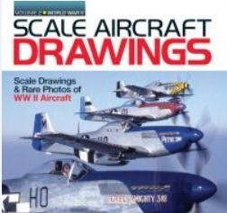 Editor pick: WW II Scale Aircraft Drawings