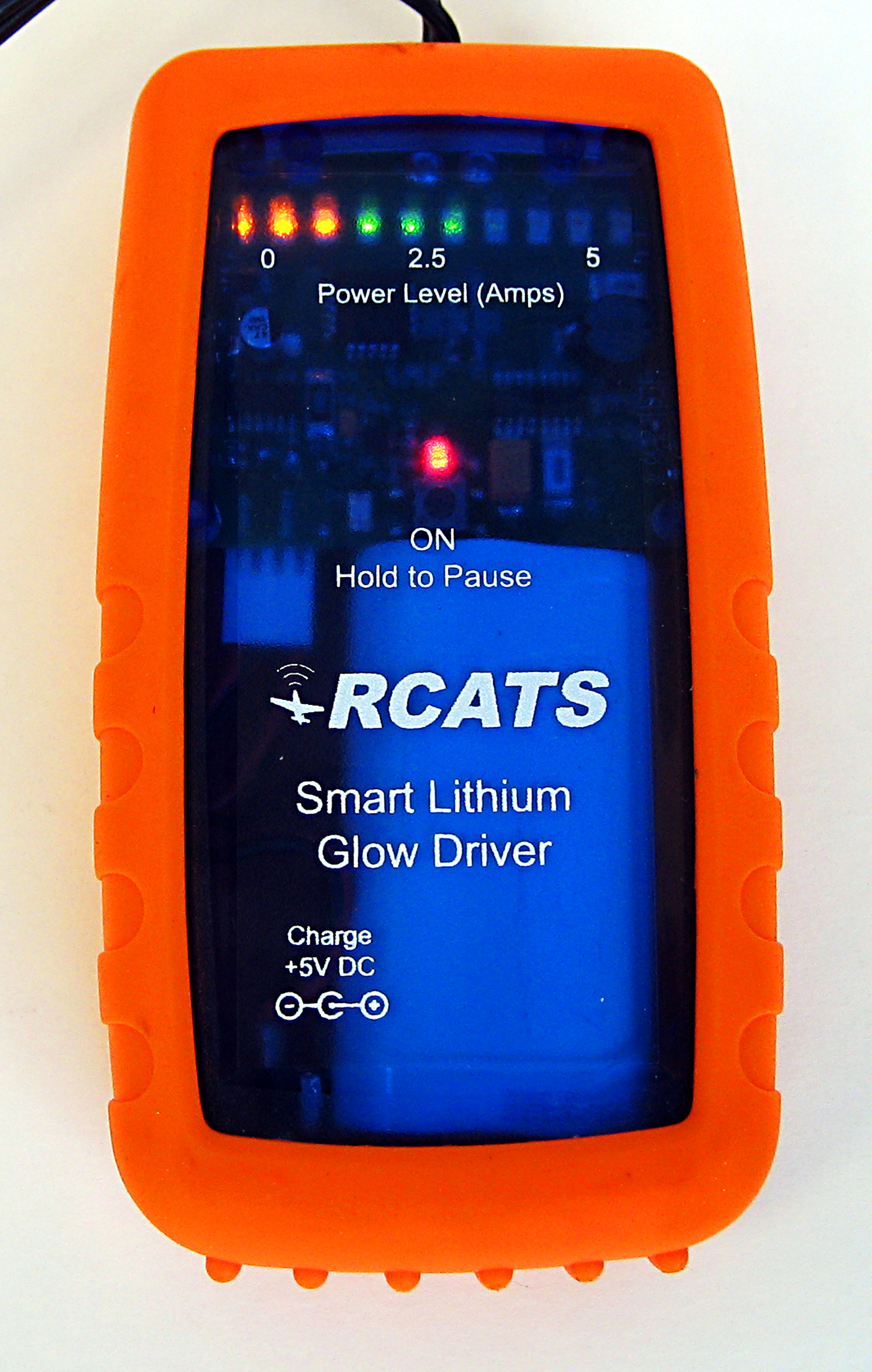RCATS SMART LITHIUM GLOW DRIVER DOWNLOAD (2019)