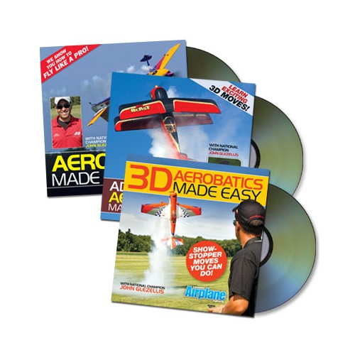 Aerobatics Made Easy DVDs Great for Holiday Stocking Stuffers
