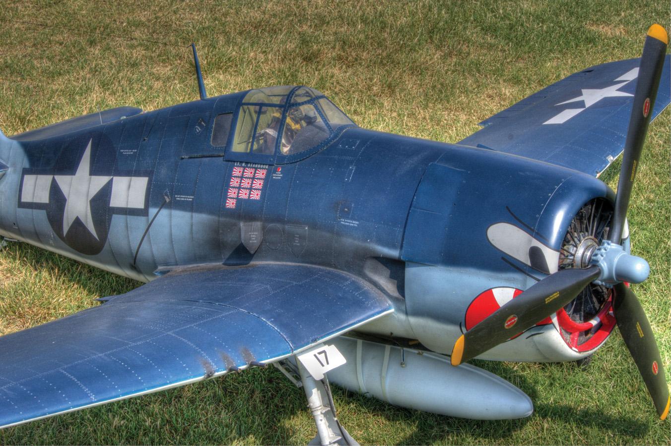 Pilot Projects: F6F Hellcat [December]
