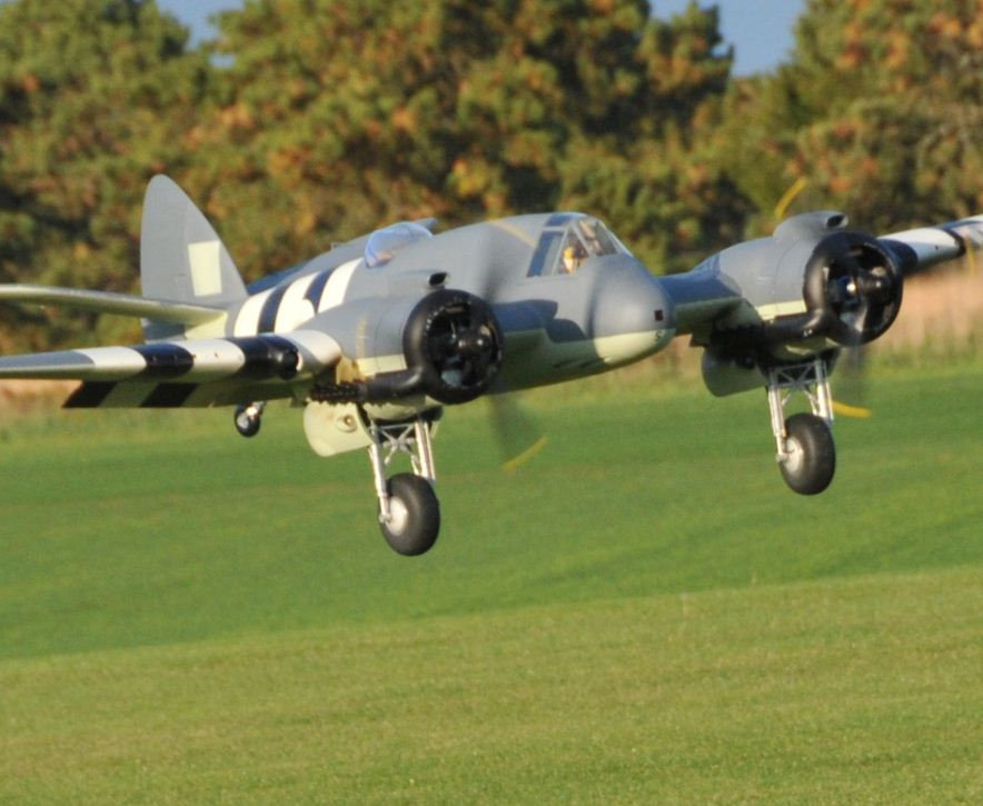 Road to Top Gun: Behemoth Beaufighter