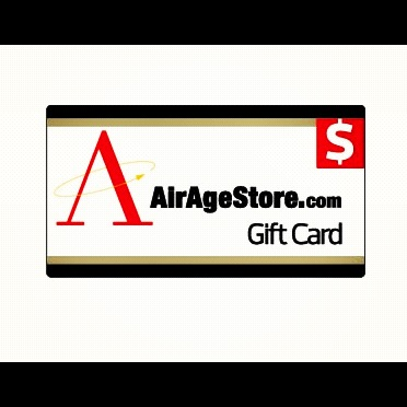 Air Age Store Gift Cards Are Now Available