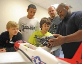 RC Plane Program Helps Troubled Youth