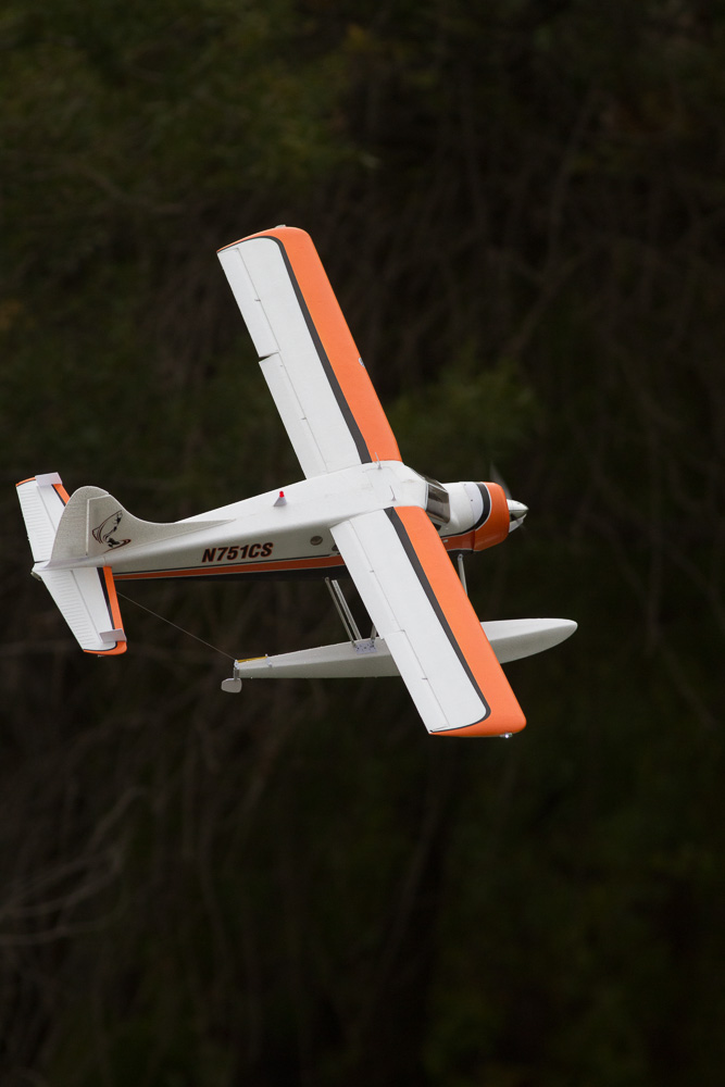 Flyzone DHC-2 Beaver, first look