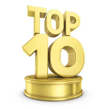 Top Ten of 2012: The Radio Control Show