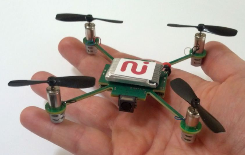 "$49 ""personal"" UAV with voice control"