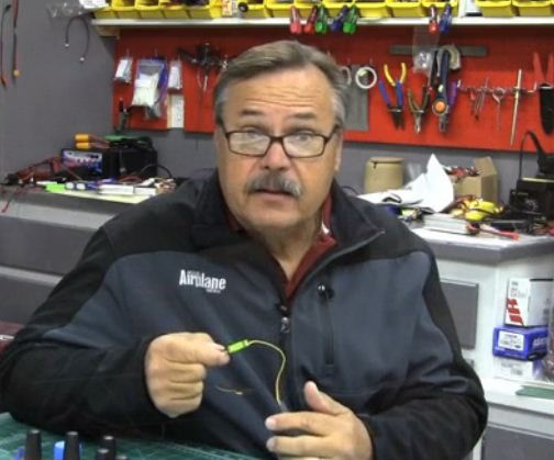 Tech Tip: Easy servo lead ID