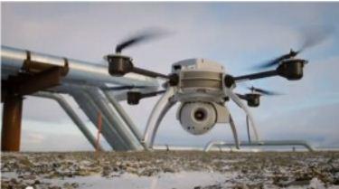 Alaskan UAVs inspect BP pipeline [VIDEO]