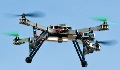 Next Level 650mm Quadcopter